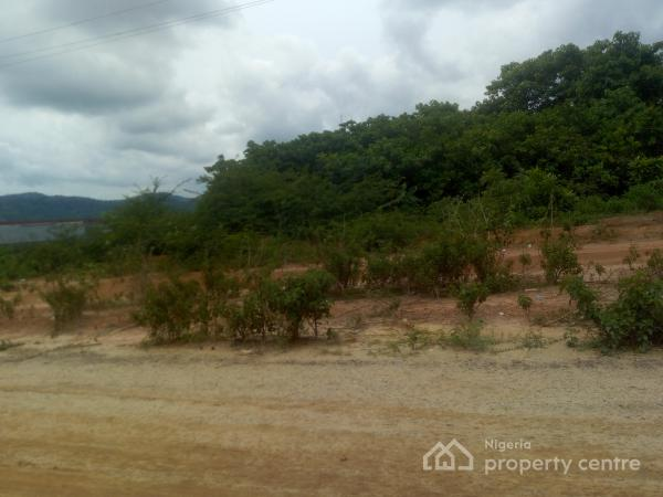 1600sqm Commercial Land Close to Gilmore Office, Dual Carriageway, From Navy Qtrs to Gilmore Office, Jahi, Abuja, Commercial Land for Sale