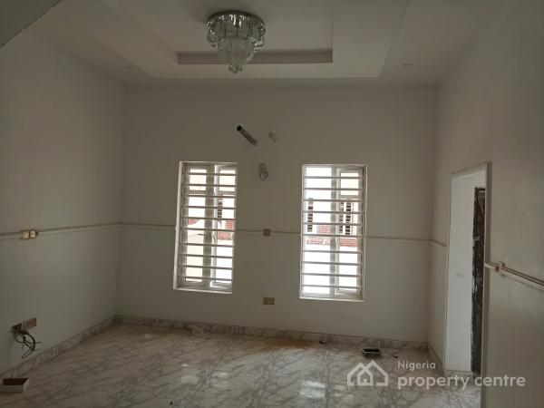 24/7 Serviced Estate and Personal Compound of 4 Bedrooms En-suite Semi-detached Duplex with Bq, Building Approval, Personal Compounds, Tarred Road to The Property,just Before Mega-chicken, Lekki Expressway, Lekki, Lagos, Semi-detached Duplex for Sale