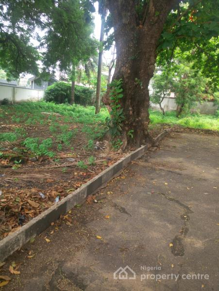 3000sqm Land with Fed C of O, Off Glover Road, Old Ikoyi, Ikoyi, Lagos, Mixed-use Land for Sale