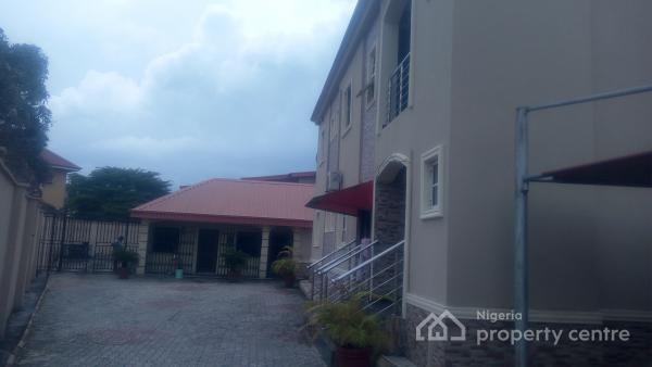 3 Bedroom(2 Units) Flats with a Massive Mini Flat and Self Con, Igboefon Estate Area, Lekki, Lagos, House for Rent