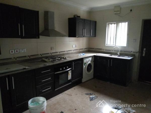 Luxury 4 Bedroom Serviced Terrace House, Osapa, Lekki, Lagos, Terraced Duplex for Rent
