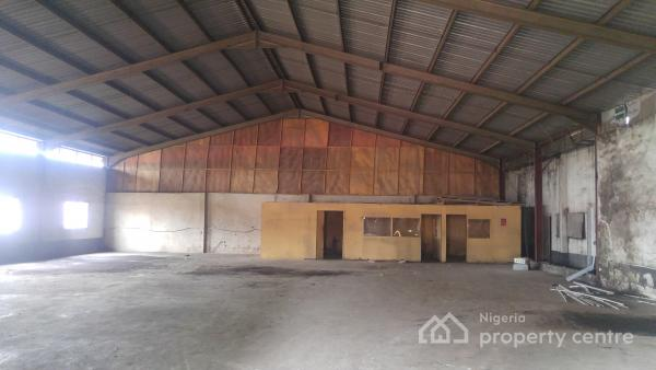 Modern Warehouse of 5,180 Sqft Capacity, Along Oregun Road, Oregun, Ikeja, Lagos, Warehouse for Rent