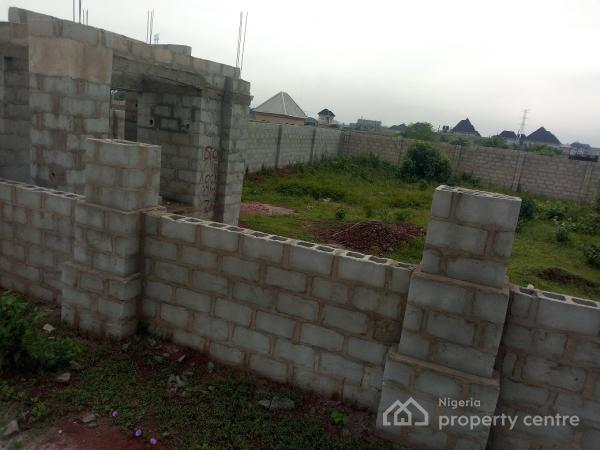 Fenced Corner Plot of Land with Old C of O, Housing Area U, Off Port Harcourt Rd, New Owerri, Owerri, Imo, Residential Land for Sale