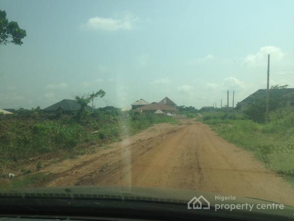 Plots of Land with C of O in a Secure Estate, Mainland Park Estate, Around Redemption Camp, Mowe Ofada, Ogun, Residential Land for Sale