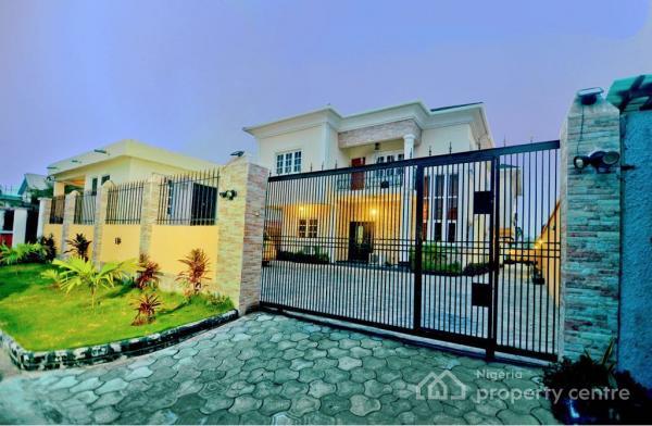 Luxury 4 Bedroom Duplex, Vgc, Lekki, Lagos, Detached Duplex Short Let