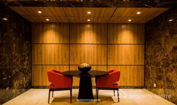 Nordic Light (luxury 3 Bedrooms Apartment with Breakfast), Eko Black Pearl/eko Atlantic City, Victoria Island (vi), Lagos, Flat Short Let