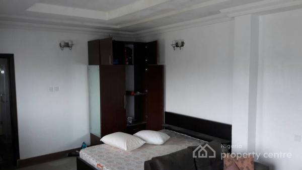 Fully Furnished Studio Apartment, Nike Art Gallery Road, Ikate Elegushi, Lekki, Lagos, Self Contained (single Room) for Rent