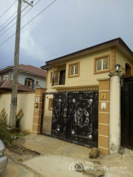4 Bedroom Detached Duplex with a Room Bq, Phase 1, Magodo, Lagos, House for Sale