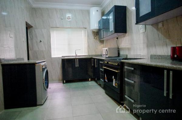 Full Service 3 Bedroom, Old Ikoyi, Ikoyi, Lagos, Flat Short Let