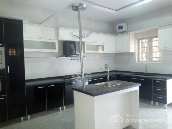 Tastefully Built 5 Bedroom Detached Duplex with a Room Bq, Osapa, Lekki, Lagos, Detached Duplex for Sale