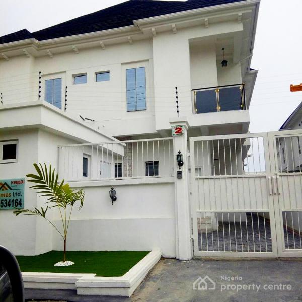 Luxury 5 Bedroom Semi Detached Duplex, Lekki, Lagos, Semi-detached Duplex for Sale