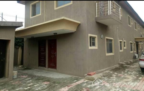 Good Investment-distress Sales of Luxury 8 Units of Mini Flat, Peace Estate, Ogidan, Sangotedo, Ajah, Lagos, Block of Flats for Sale