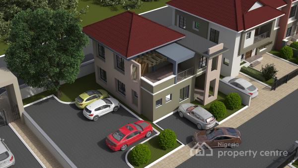 Plot of Land for a 3 Bedroom Duplex, World Bank, World Bank, Owerri, Imo, Terraced Duplex for Sale