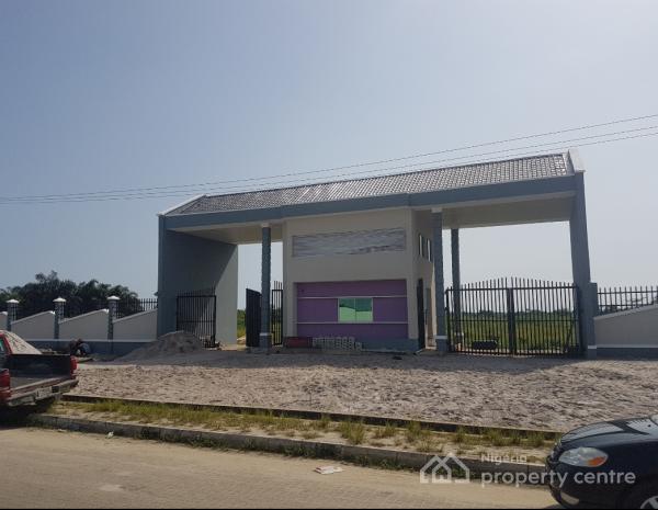 Investment Opportunity Flourish Residence Park Phase 1, Monestary Road, Novare Shoprite Axis, Sangotedo, Ajah, Lagos, Residential Land for Sale