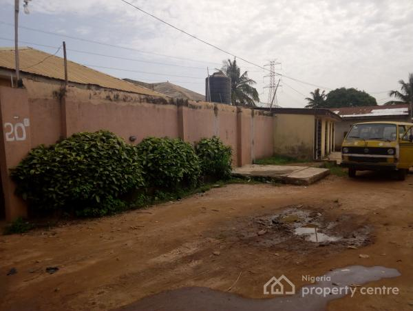Distress Sale of 2 Units of 2 Bedroom Flat on a Half Plot, Blue Banana Bus Stop, Ait Road, Kola Bus Stop, Alagbado, Ifako-ijaiye, Lagos, Block of Flats for Sale