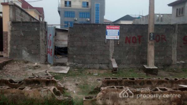 Full Plot of Land in a Serviced Estate with Interlocked Road, Atlantic View Estate, Alpha Beach Road, Lekki, Lagos, Residential Land for Sale