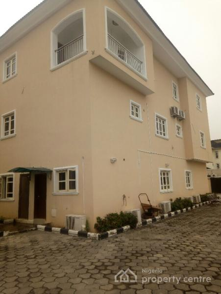 ... Well Priced, Spacious And Serviced 5 Bedroom Fully Detached House With  Bq, Oniru, ...