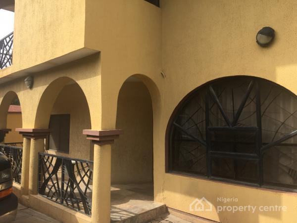 5 Bedroom Duplex with 3 Rooms Bq + 2 Nos of 4 Bedroom Duplex (rooms En Suite)+2 Bedroom Guest Chalet+gen House & Gate House, Osogbo, Osun, Terraced Duplex for Sale