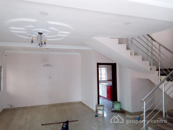 Beautifully Designed 4 Bedroom Detached Duplex, Mobil Road, Ajah, Lagos, Detached Duplex for Sale