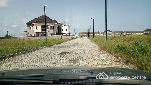 600sqm Dry Land in an Estate with Excellent Facilities, Lake View Estate Phase 2, Ikota Villa Estate, Lekki, Lagos, Residential Land for Sale