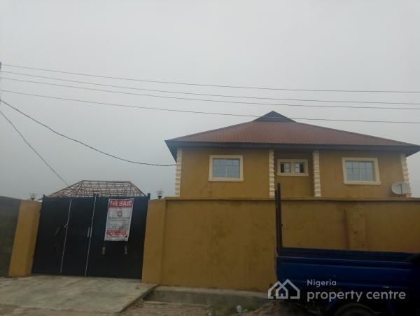 Newly Built Block of 3 Bedroom Apartments., Olamide Igiaba / Taye Salawu Street, Oribanwa, Ibeju Lekki, Lagos, Flat for Rent