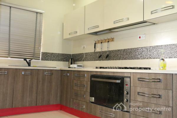 Westminister Abbey (duplex with Breakfast), Adeniyi Coker, Victoria Island (vi), Lagos, Semi-detached Duplex Short Let