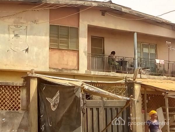 Block of 4(nos) 3 Bedroom Flat, Along Ayanwale Street Street, Ijegun, Alimosho, Lagos, Block of Flats for Sale