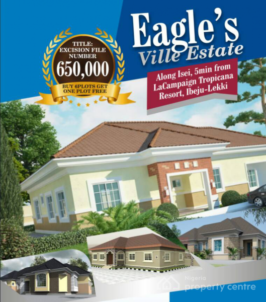 Plots of Land, Isei, Orimedu, Ibeju Lekki, Lagos, Mixed-use Land for Sale