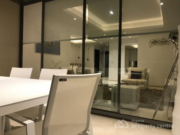 The Renaissance Three(3) Bedroom Apartment (elite Edition - Ee), Eko Atlantic City, Victoria Island (vi), Lagos, Flat Short Let