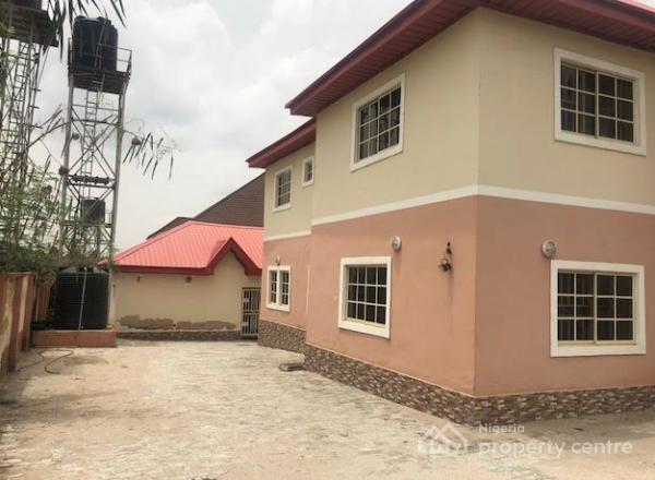 Decent 4 Bedroom Duplex, Gwarinpa Estate, Gwarinpa, Abuja, Detached Duplex for Sale