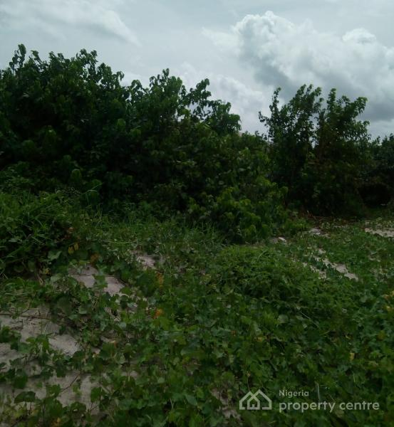 6 Plots (1 Acre) of Dry Land Facing Express, Facing Lekki-epe Expressway, Abijo G. R. a, Abijo, Lekki, Lagos, Commercial Land for Sale
