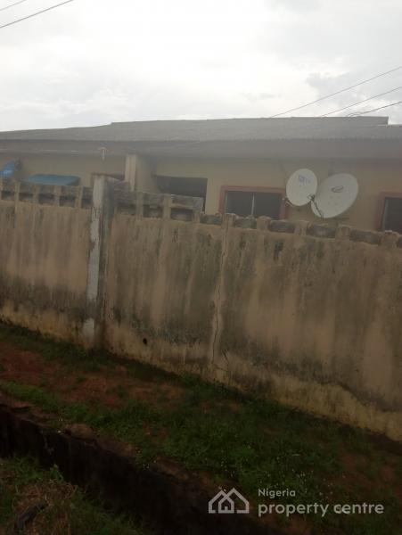 2 Bedroom Semi Detached Bungalow, Ayangburen Jubilee Estate, Ikorodu, Lagos, Semi-detached Bungalow for Sale