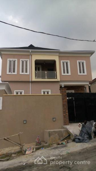 Newly Built and Well Finished 4 Bedroom Semi Detached Duplex, Gra, Magodo, Lagos, Semi-detached Duplex for Sale