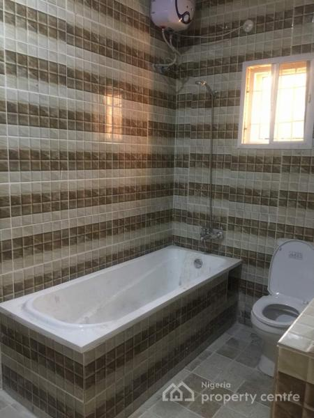 World Class 3 Bedroom Flat, Brand New House with Self Contained, Kado, Abuja, Flat for Rent