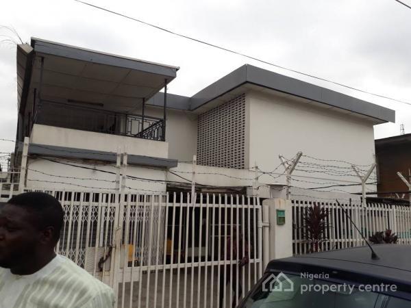 5 Bedroom Detached House with 3 Rooms Bq, Adisa Bashua, Adelabu, Surulere, Lagos, Detached Duplex for Sale