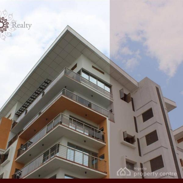 Well Maintained 3 Bedroom Apartment on 4th Floor, All En Suite Rooms, a Boys Quarters, Swimming Pool, Awolowo Rd, Old Ikoyi, Ikoyi, Lagos, Flat for Sale