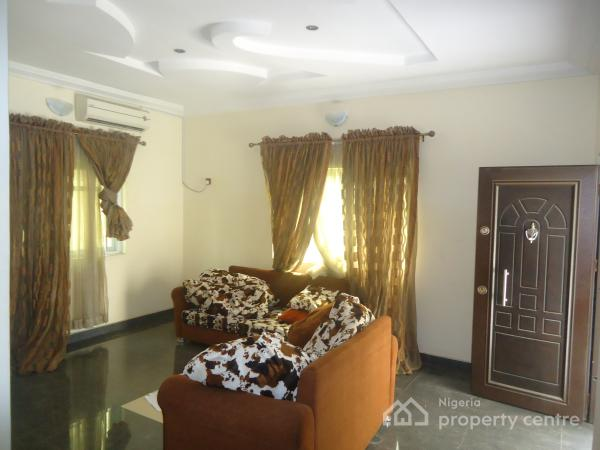 Classic 3 Bedroom Detached Bungalow with a Beautiful Garden and Ample Space for Parking for Rent, Admiralty Way, Lekki Phase 1, Lekki, Lagos, Detached Bungalow for Rent