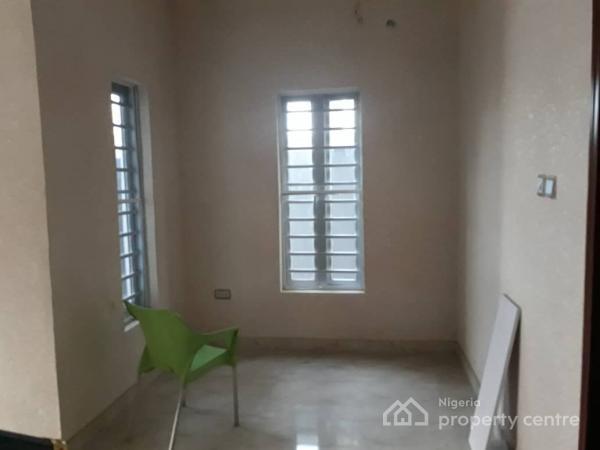 Brand New 4 Bedroom Semi-detached House with Bq, Off Chevron Tollgate, Lafiaji, Lekki, Lagos, Semi-detached Duplex for Rent