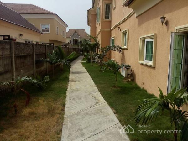 5 Bedroom Fully Detached Duplex with Two Living Rooms,2 Room Bq,fitted Kitchen,ante Room,swimming Pool,gym,box Room on 1000sqm, Nicon Town, Lekki, Lagos, Detached Duplex for Sale