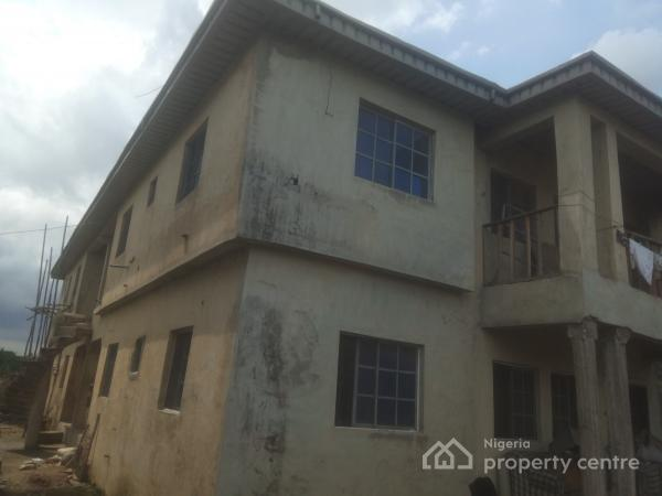 85% - Completion Block of 4 Units of 3 Bedroom Flats, Philip Obuh Street, Off Gani Adams, Ado-soba Town, Abule-ado, Satellite Town, Ojo, Lagos, Block of Flats for Sale