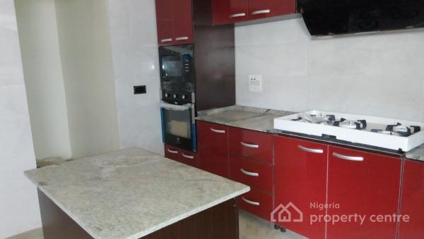 Luxury Fully Detached 4 Bedroom Duplex with a B/q, Osapa, Lekki, Lagos, Detached Duplex for Sale