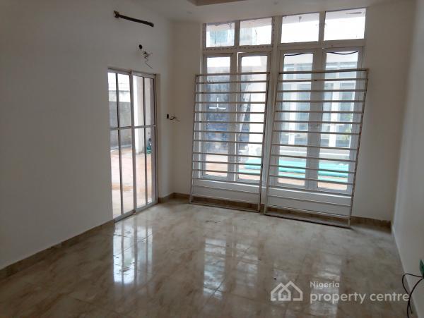 4 Bedroom Terraced Duplex, Around Ado Road, Palmcity Estate, Ado, Ajah, Lagos, House for Sale