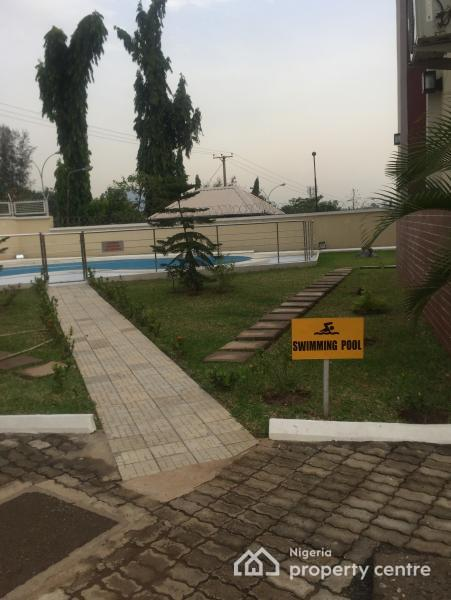 Brand New and Lavishly Built 8 Units of 4 Bedroom Duplex, Bq, Pool, Gym, Laundry Room, 24hrs Power/security Guards, Maitama District, Abuja, House for Rent