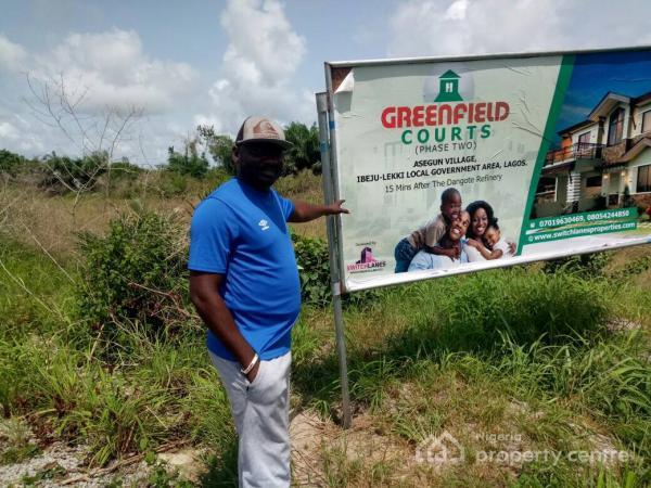 Greenfield Courts 2, Igbekodo Ibeju Lekki, Ibeju Lekki, Lagos, Mixed-use Land for Sale