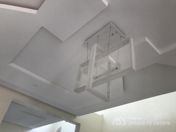 Five Bedroom Contemporary Detached House with Bq, Victory Park, Osapa, Lekki, Lagos, Detached Duplex for Sale