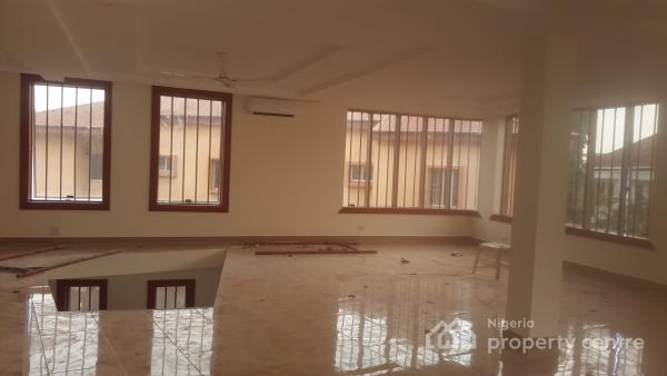 4 Bedroom Terrace Duplex, Off Ademola Adetokunbo Crescent, Wuse 2, Abuja, Terraced Duplex for Rent