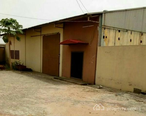 a Warehouse/office Space, Ogba, Ikeja, Lagos, Warehouse for Sale