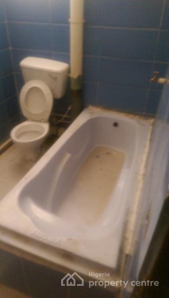 Spacious 1 Bedroom Flat, Garki, Abuja, Mini Flat for Rent