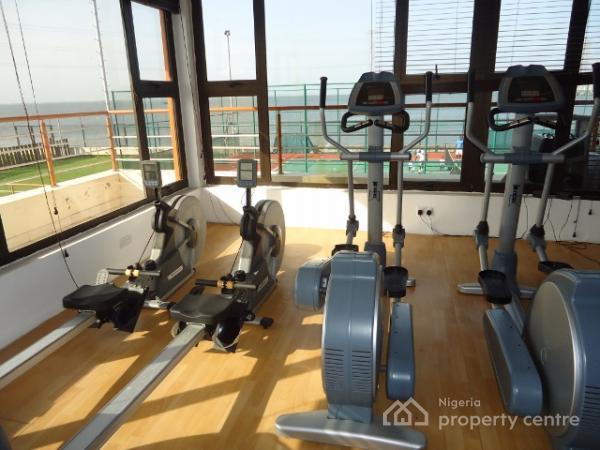 Luxury 4 Bedroom Serviced Pent-floor Apartment, Banana Island, Ikoyi, Lagos, Flat for Rent