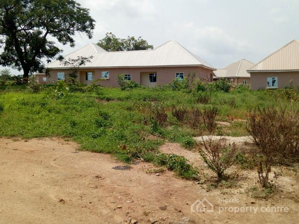 550sqm Plot of Dry and Well Located 3 Bedroom Bungalow Estate Plot, Von Junction, Lugbe District, Abuja, Residential Land for Sale